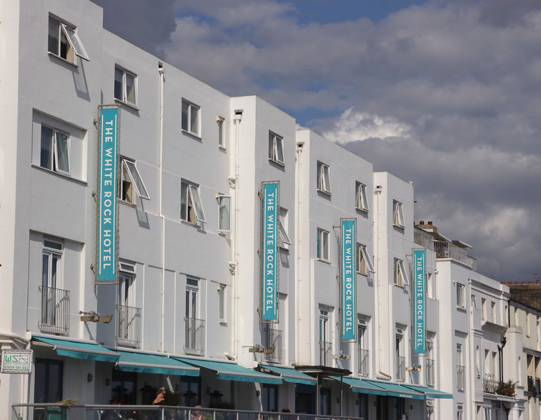 The White Rock Hotel Hastings East Sussex