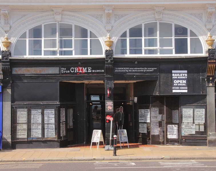 True Crime Museum Hastings East Sussex