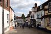 Quay Street Lymington Hampshire