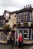 Kings Head Inn pub at Lymington Hampshire