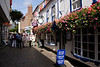 The Bluebird fresh seafood Restaurant Quay Street Lymington Hampshire