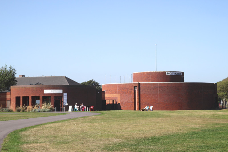 D-Day Museum at Southsea Portsmouth Hampshire