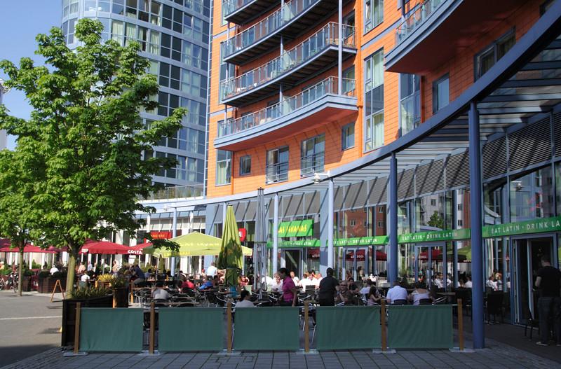 Las Iguanas Restaurant Gunwharf Quays Portsmouth
