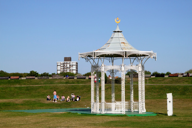 Bandstand Southsea Portsmouth Hampshire