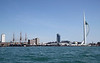 Portsmouth skyline and Spinnaker Tower Hampshire