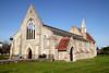 Ruins of Royal Garrison Church Portsmouth Hampshire