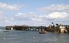 Swanage Pier Dorset England