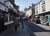 High Street and Red Lion Pub Swanage Dorset