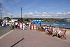Swanage seafront Dorset