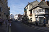 High Street and The Anchor Inn Swanage Dorset