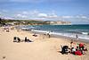Beach at Swanage Dorset