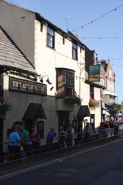 The Anchor Inn at Swanage Dorset