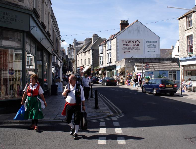 High Street Swanage Dorset