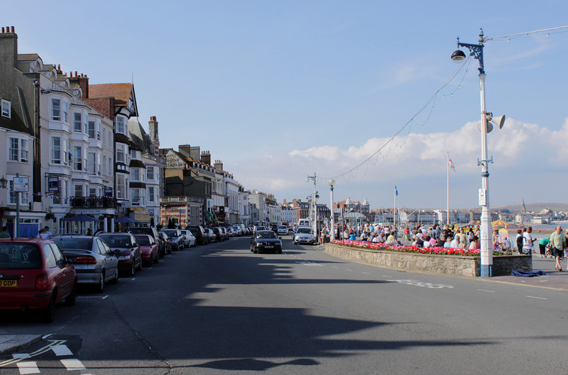 The Esplanade Weymouth Dorset