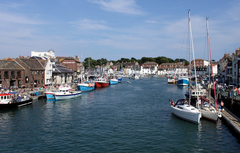 Weymouth Harbour Dorset