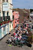 The Rendezvous pub at Weymouth Harbour Dorset