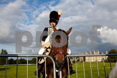 Burghley Battle Proms