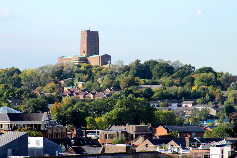 Guildford Cathedral Surrey