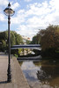 Bridge over River Wey Guildford Surrey