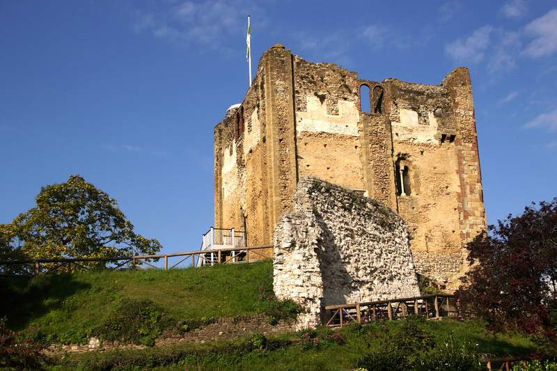 Guildford Castle Surrey
