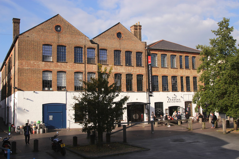 The Rodboro Buildings Pub and Academy of Contemporary Music Guildford