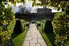 The Pond Gardens at Hampton Court Palace Surrey