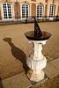 Sundial at Hampton Court Palace Surrey