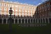 Fountain Court at Hampton Court Palace Surrey