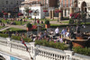 Terrace of Pitcher and Piano bar Richmond Upon Thames Surrey