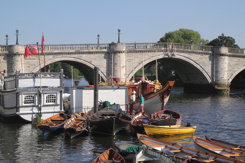 Richmond Bridge Surrey