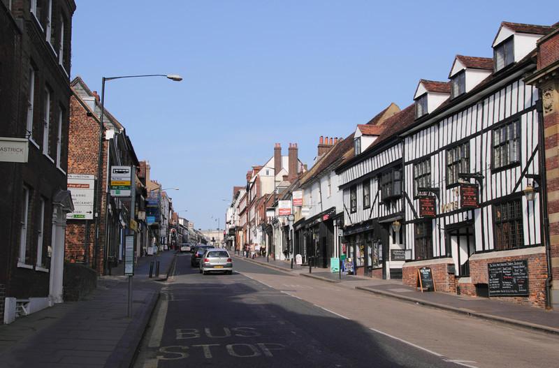 Holywell Hill St Albans Hertfordshire