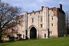 Abbey Gateway St Albans Hertfordshire