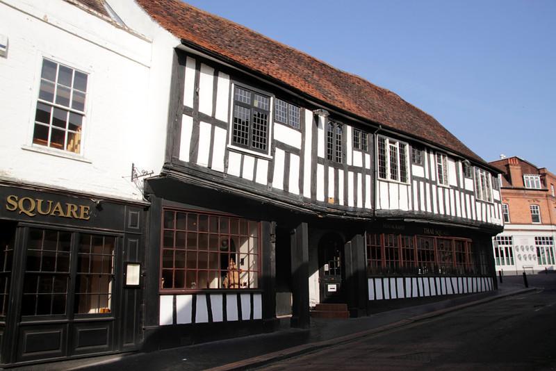 Thai Square Restaurant St Albans Hertfordshire