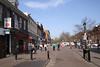 Market Place St Albans Hertfordshire