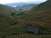 Ruthwaite Lodge - looking back towards Patterdale.