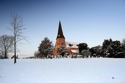 Winter Sussex