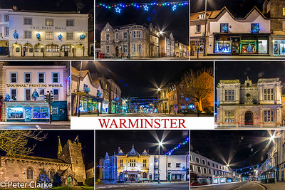 Warminster Christmas Night