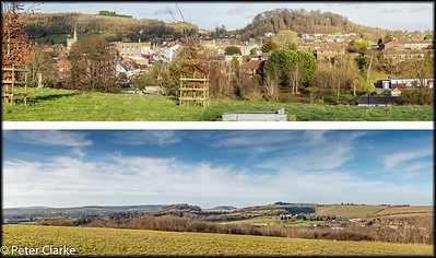 Views of Warminster