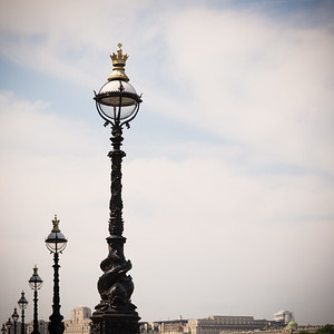 Southbank Lampposts