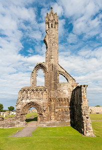 St Andrews Cathedral, Scotland