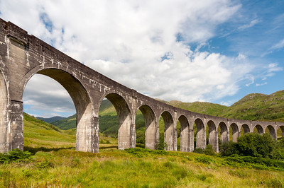 Glenfinnan Viaduct, West Highlands