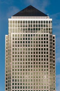 Canary Wharf Skyscraper
