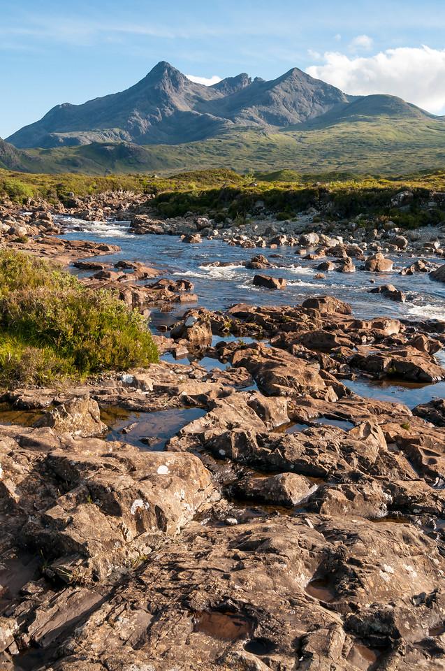 Isle of Skye Landscape, Scotland