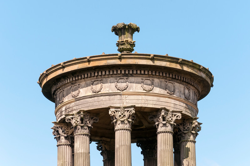Dugald Stewart Monument, Edinburgh