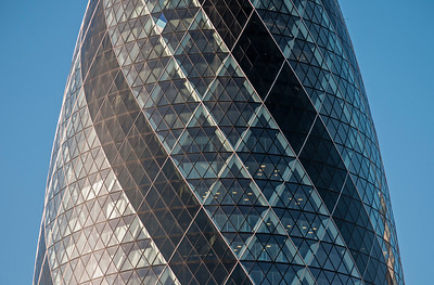 Gherkin Building, London