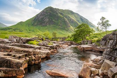Glen Coe, Higlands, Scotland