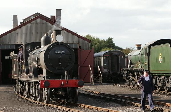 Southern Railway  Class T9 4-4-0 No 30120