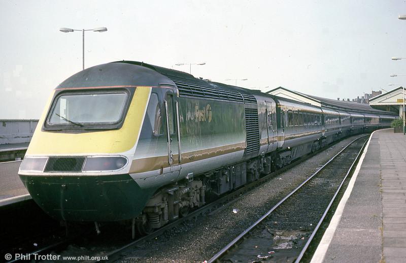 43151 at Swansea in September 2001.