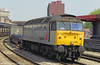 47339 on an intermodal at Newport. The loco was scrapped by Booth, Rotherham in February 2005
