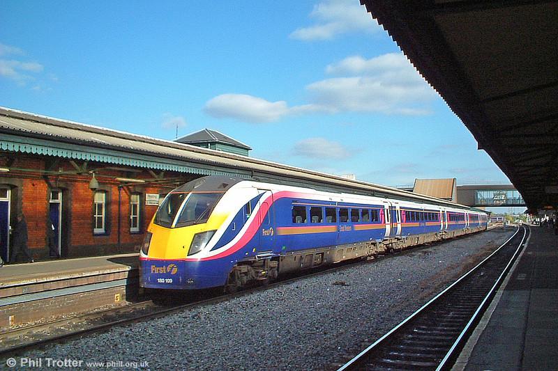 180109 at Reading, 9th October 2003.